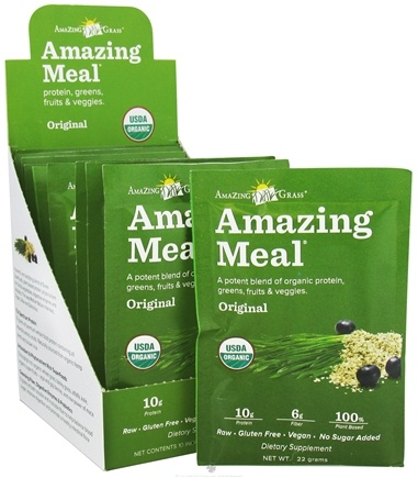 Zoom View - Amazing Meal Powder Packets