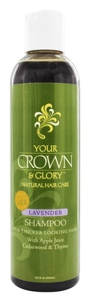DROPPED: Your Crown and Glory - Just For Her Shampoo Therapy - 8.6 oz.