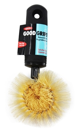 DROPPED: OXO - Good Grips Natural Bristle Vegetable Brush