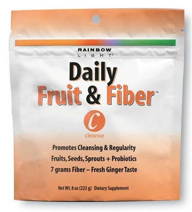 DROPPED: Rainbow Light - Daily Fruit & Fiber - 8 oz. CLEARANCE PRICED