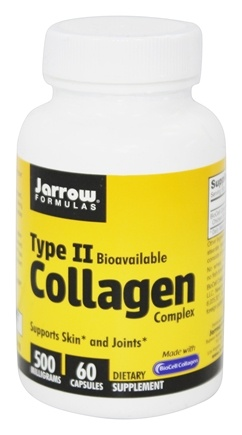 Zoom View - Type II Collagen Complex