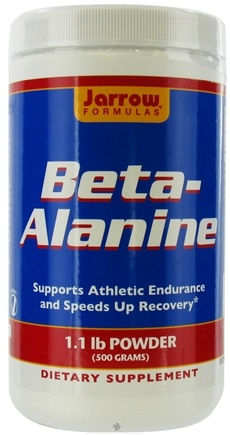 DROPPED: Jarrow Formulas -  Beta-Alanine Powder - 1.1 lbs.