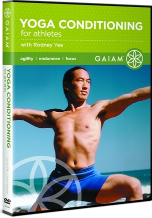 Zoom View - Rodney Yee Yoga Conditioning for Athletes DVD