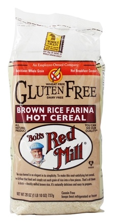Zoom View - Hot Cereal Creamy Rice Farina Gluten Free
