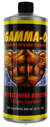 Zoom View - Gamma-O Testosterone Booster for Athletes