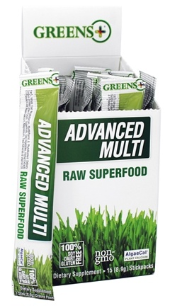 Zoom View - Original Superfood Stick Packs Box