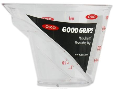 DROPPED: OXO - Good Grips Mini Angled Measuring Cup - 2 oz. CLEARANCE PRICED