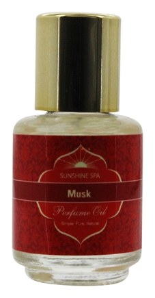 Sunshine Spa - Perfume Oil Musk - 0.25 oz.