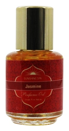 Sunshine Spa - Perfume Oil Jasmine - 0.25 oz.