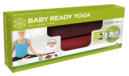 Zoom View - Baby Ready Yoga Kit