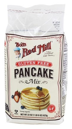 Bob's Red Mill - Gluten Free Pancake Mix - 22 oz.