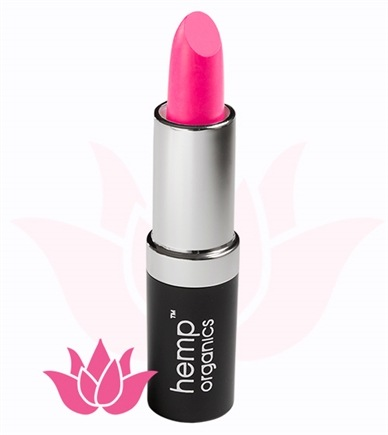 Colorganics - Hemp Organics Lipstick Rose Petal - 0.14 oz. LUCKY PRICE