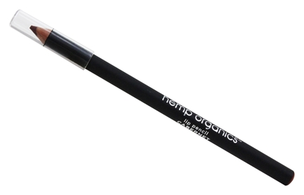Colorganics - Hemp Organics Lip Pencil Cabernet - 0.03 oz.