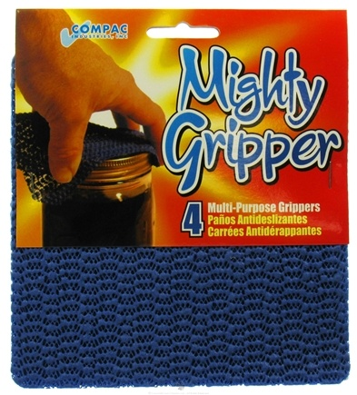 Zoom View - Mighty Gripper Blue