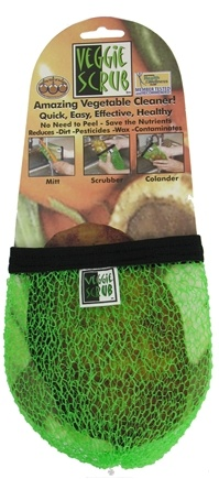 Zoom View - Veggie Scrub Vegetable Cleaner