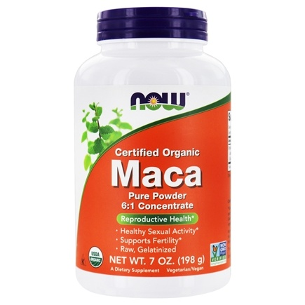 Zoom View - Maca Pure Powder 100% Certified Organic