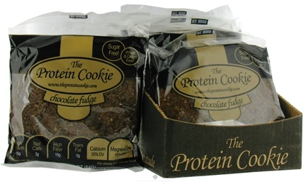 Zoom View - The Protein Cookie