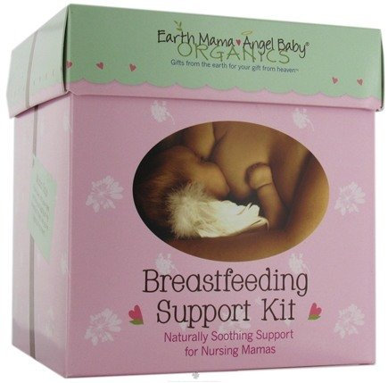 DROPPED: Earth Mama Angel Baby - Breastfeeding Support Kit