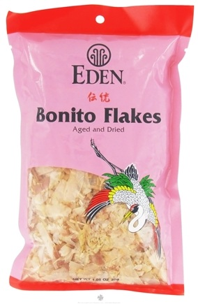 DROPPED: Eden Foods - Bonito Flakes Aged and Dried - 1.05 oz.
