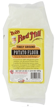 Zoom View - Potato Flour Finely Ground Gluten Free