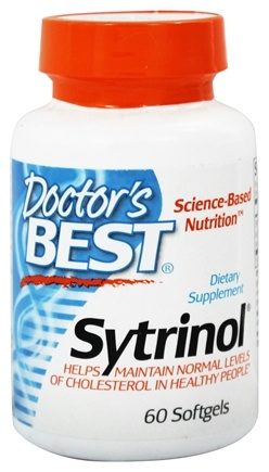 DROPPED: Doctor's Best - Sytrinol 150 mg. - 60 Softgels