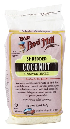 Zoom View - Coconut Shredded Unsweetened