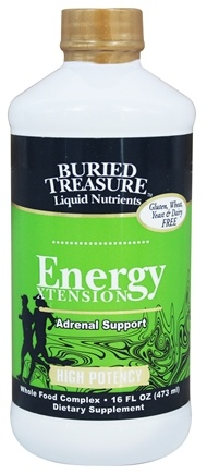 DROPPED: Buried Treasure Products - Energy XTension - 16 oz.