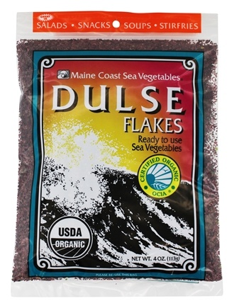 Zoom View - Dulse Flakes