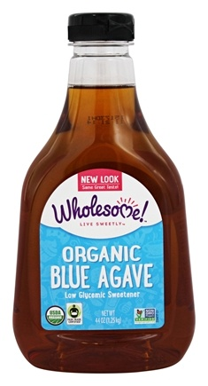 Wholesome! - Organic Blue Agave - 44 oz.