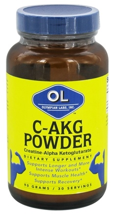 DROPPED: Olympian Labs - C-AKG Powder - 90 Grams CLEARANCED PRICED