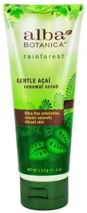 Zoom View - Rainforest Renewal Scrub Gentle Acai