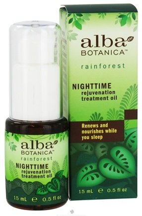 Zoom View - Rainforest Treatment Oil Nighttime Rejuvenation