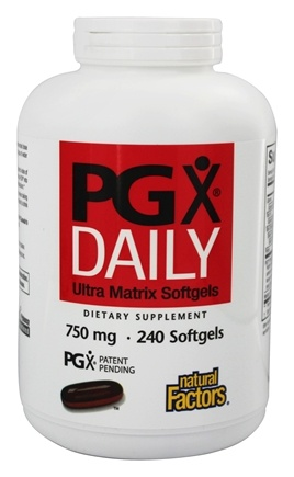 Zoom View - PGX Daily Ultra Matrix