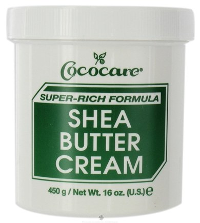 Zoom View - Shea Butter Cream Super-Rich Formula