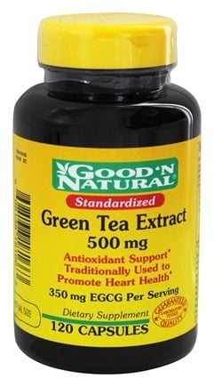 Zoom View - Standardized Green Tea Extract Once Daily Formula