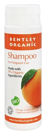 Bentley Organic - Shampoo 70% Organic For Frequent Use - 8.4 oz.