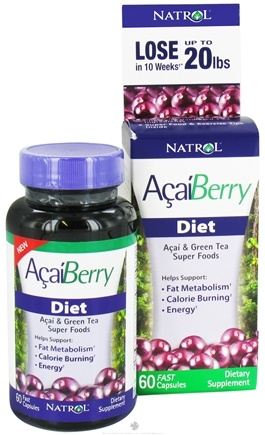 Zoom View - AcaiBerry Diet Super Foods