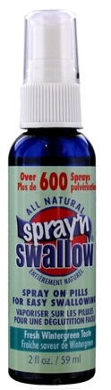 Zoom View - All Natural Spray'n Swallow
