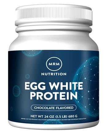 MRM - All Natural Egg White Protein Chocolate - 24 oz.