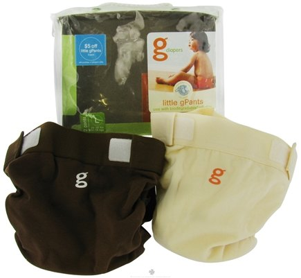 DROPPED: gDiapers - Little gPants Large 26-36 lbs. - 2 Pack(s) CLEARANCE PRICED
