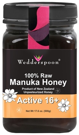 Zoom View - Manuka Honey Premium Unpasteurized Active 16+