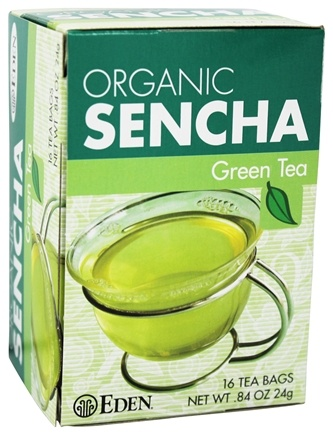 Zoom View - Organic Sencha Green Tea
