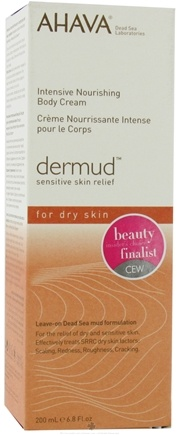 Zoom View - Dermud Sensitive Skin Relief Intensive Nourishing Body Cream For Dry Skin