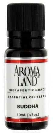 DROPPED: AromaLand - Therapeutic Grade Essential Oil Blend Buddha - 10 ml. CLEARANCE PRICED