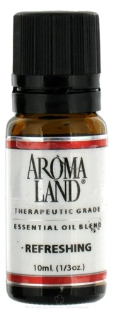 DROPPED: AromaLand - Therapeutic Grade Essential Oil Blend Refreshing - 10 ml. CLEARANCE PRICED
