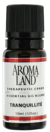 DROPPED: AromaLand - Therapeutic Grade Essential Oil Blend Tranquillite - 10 ml. CLEARANCE PRICED