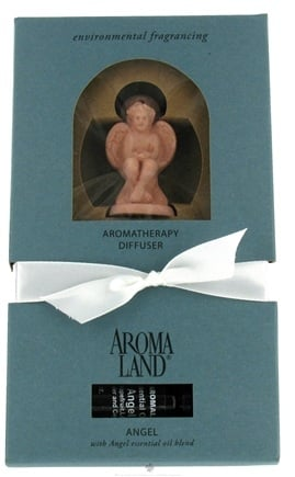 DROPPED: AromaLand - Aromatherapy Diffuser Angel With Angel Essential Oil Blend - CLEARANCE PRICED