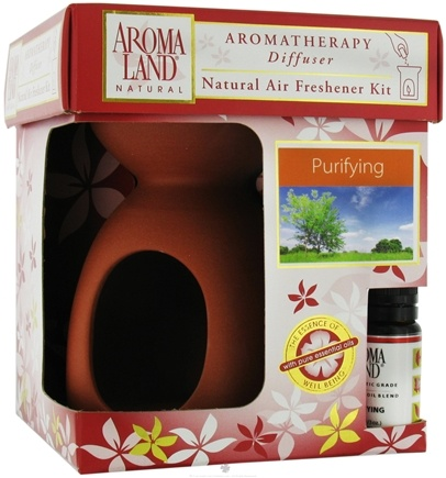 DROPPED: AromaLand - Aromatherapy Diffuser Natural Air Freshener Kit Simplicity Natural Purifying Blend - CLEARANCE PRICED