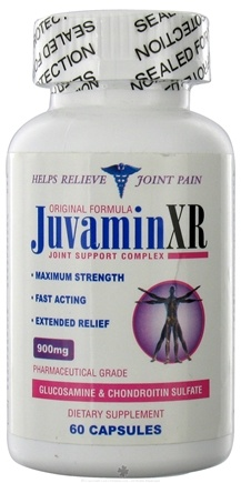 DROPPED: NutraStar Laboratories - Juvamin XR - 60 Capsules CLEARANCE PRICED