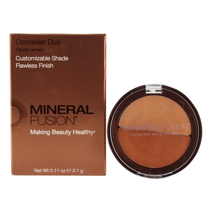 Mineral Fusion - Concealer Duo Neutral - 0.11 oz.